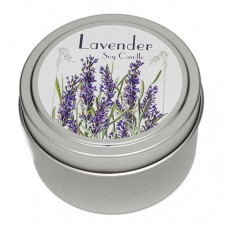 Candle Tin - Lavender