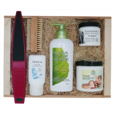 The Mani-Pedi Gift Box