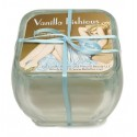 Glass Soy Candle - Vanilla Liscious - 50% off