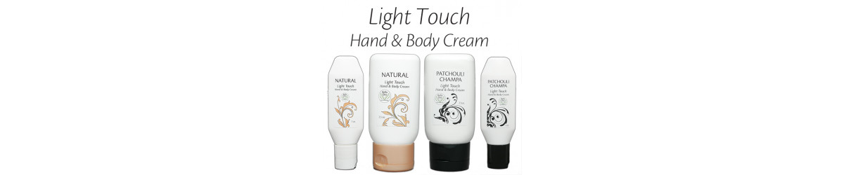 Light Touch Hand & Body Creams