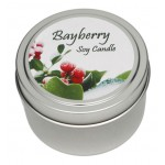 Candle Tin - Bayberry - New!