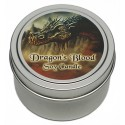 Candle Tin - Dragon's Blood