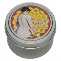 Candle Tin - Moroccan Amber