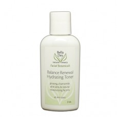 Facial Botanicals Balance Renewal Hydrating Toner 2 oz. (dry, normal skin)