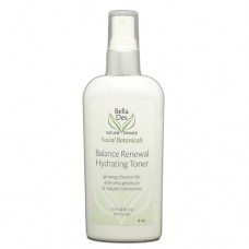 Facial Botanicals Balance Renewal Hydrating Toner 4 oz. (dry, normal skin)