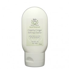 Facial Botanicals Creamy Ginger Refining Cleanser 2 oz. (normal-dry skin)