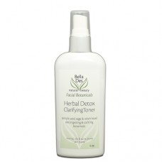 Facial Botanicals Herbal Detox Clarifying Toner 4 oz. (oily skin)