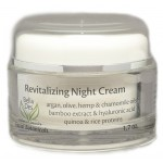 Facial Botanicals Revitalizing Night Cream 1.7 oz (dry skin)