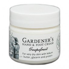 Gardener's Hand & Foot Cream - Grapefruit 1 oz.