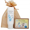 Gift Bag - Soap & 4 oz Cream