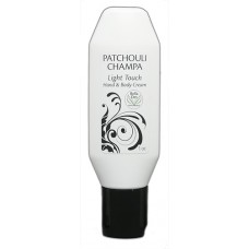 Patchouli Champa Light Touch Hand & Body Cream 1oz