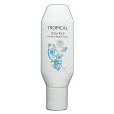 Tropical Ultra Rich Hand & Body Cream 1oz - NEW!