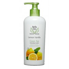 Lemon Vanilla Green Tea Lotion 8 oz.