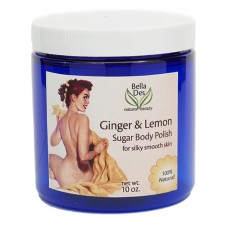 Sugar Body Polish - Ginger & Lemon - 40% off