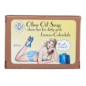 Lemon Calendula Pin-up Girl Soap - New Look!