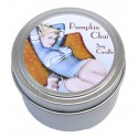 Candle Tin - Pumpkin Chai   NEW!