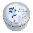 Candle Tin - Winter Wonderland