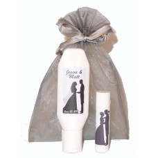 Personalized Gift Set - Hand Cream & Lip Balm