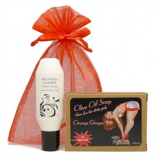 Gift Bag - Soap & Small Hand Cream