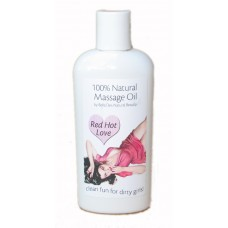 Red Hot Love Massage Oil