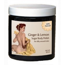 TESTER - Sugar Body Polish - Ginger & Lemon